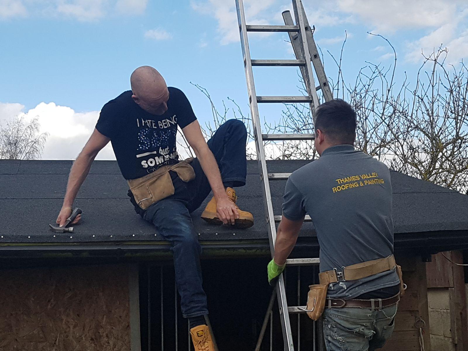 Roof Repair In Abingdon